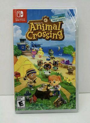 Sealed/ new Animal Crossing New Horizon for Sale in Santa Ana, CA