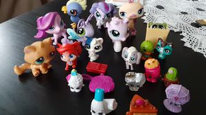 Littlest pet shop & Shopkins for Sale in Seattle, WA