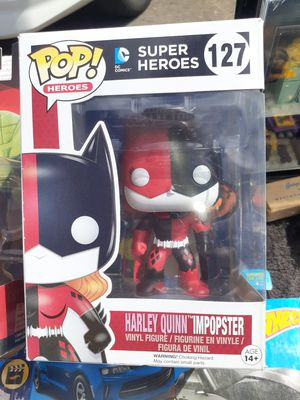 HARLEY QUINN POP DOLL NEW IN BOX for Sale in San Diego, CA