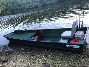 12ft John boat for Sale in Miami Gardens, FL