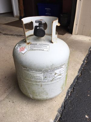Gas Tank for grill for Sale in Aliquippa, PA