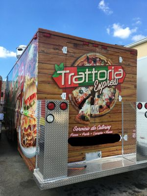 Pizza food truck for Sale in Hialeah, FL