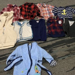 Boy Clothes 6-9m 10 Pieces for Sale in Monrovia, CA