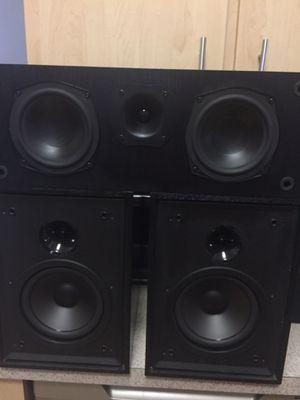 3 nice Klipsch speakers for Sale in Riverview, FL
