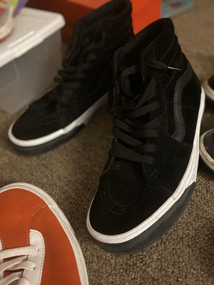 MENS VANS 10.5 !!!! New/ used barely worn for Sale in The Bronx, NY