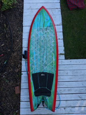 Channel Islands Fish 6' Surfboard for Sale in Brick Township, NJ
