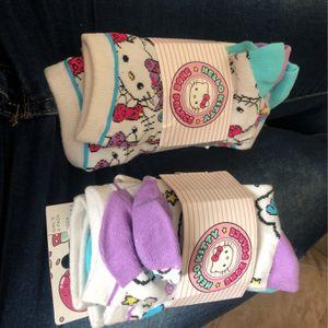 Hello Kitty Socks Size7 for Sale in Phoenix, AZ