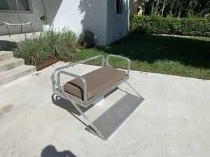 Golf cart back seat / bed for Sale in Miami, FL