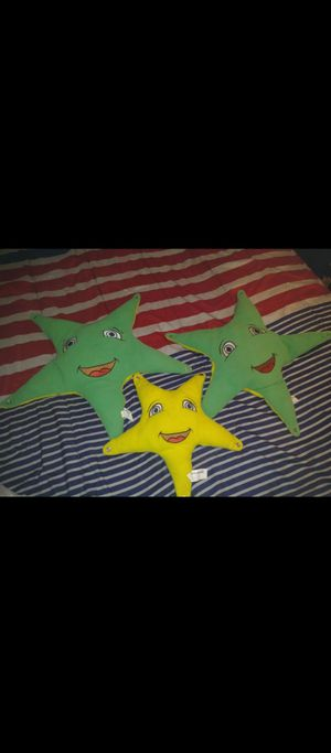 Starfish weighted pillows for Sale in Guadalupe, AZ