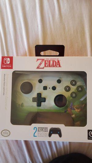 Zelda Nintendo switch controller for Sale in Webster, TX