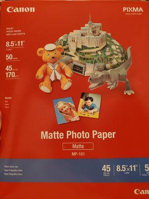 Matte Photo Paper for Sale in Fresno, CA