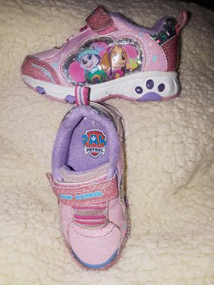 Paw patrol light up shoes for Sale in Acampo, CA