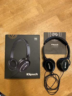 Klipsch headphones for Sale in Arundel, ME