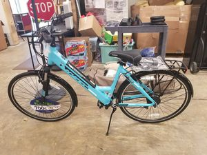 E-Bike 700c 36V Hyper E-Ride City Bicycle $550 FIRM for Sale in Redlands, CA