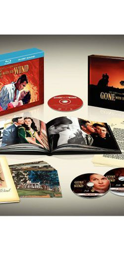 Gone with The Wind (70th Collectors Edition) Blue-Ray for Sale in Silver Spring,  MD