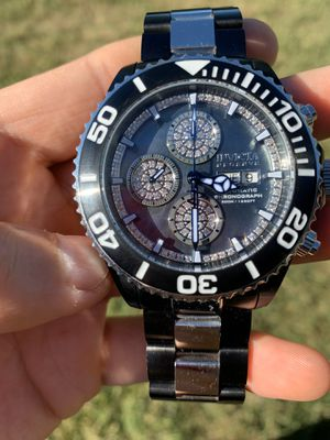 Invicta real diamond watch for Sale in Roseville, CA