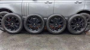 "Range Rover Sport winter tires/wheels 18"" for Sale in Kirkland, WA"