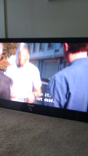 "Samsung 56"" HDMI TV for Sale in Lake Worth, FL"