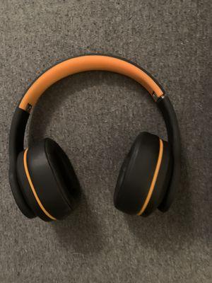 Orange Crest Edition Wireless Headphones for Sale in Milwaukie, OR