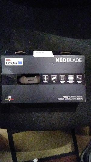 KEO BLADE 8 PEDALS BLACK for Sale in Dallas, TX