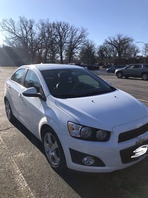 Chevy sonic LTZ 2015 60k miles leather seats for Sale in Westmont, IL