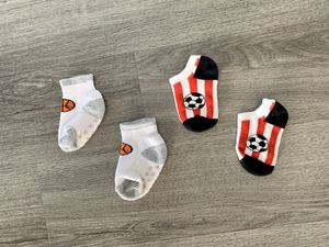 Baby basketball and soccer socks for Sale in Lancaster, OH