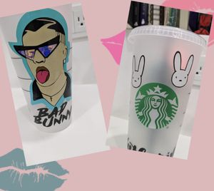 Any design added to starbucks cold cup 😊 for Sale in Spring Valley, CA