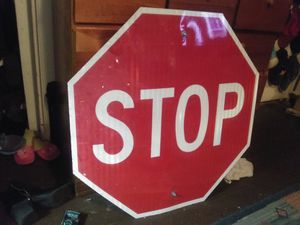Stop sign for Sale in Abilene, TX