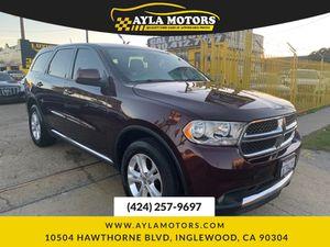 2012 Dodge Durango for Sale in Inglewood, CA