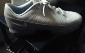 Womans size 8 nike golfing shoes for Sale in Tacoma, WA
