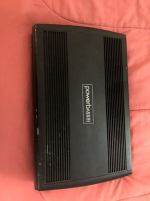 Power Bass Amplifier. For $200.00 for Sale in Allentown, PA