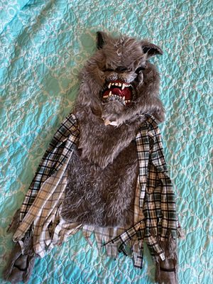Little boy big bad wolf costume for Sale in Fresno, CA