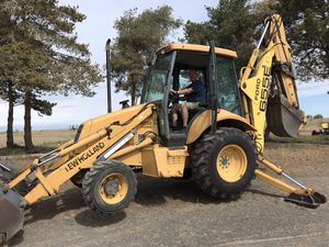 1998 Ford New Holland backhoe 655E for Sale in Maple Valley, WA