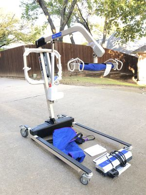 Invacare Reliant Battery-Powered Patient Lift with Manual Low Base, 450 lb. Weight Capacity, RPL450-1 (BRAND NEW) for Sale in Arlington, TX