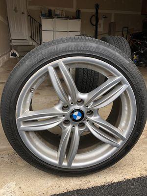 """BMW 19"""" RIMS&TIRE for Sale in Bristow, VA"""