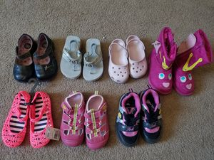 Girls shoes size 9 for Sale in Laveen Village, AZ