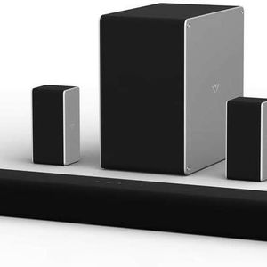 Vizio 5.1.2 Home Theater Sound System Wireless Subwoofer Dolby Atmos for Sale in San Mateo, CA