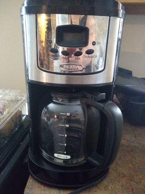 Bella 12 cup coffee maker for Sale in Murfreesboro, TN