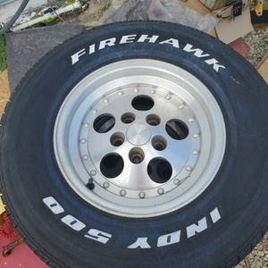 Jeep Wrangler TJ Rims And Tires for Sale in Port St. Lucie, FL