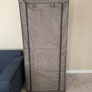 Fabric wardrobe- Less Than 6mo Old for Sale in Fairfax, VA
