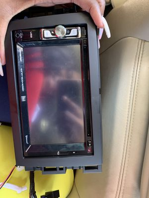 Dual double din for sale for Sale in Alexandria, VA