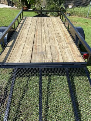 Utility trailer 5x10 for Sale in Kissimmee, FL
