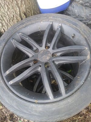 Mercedes wheels/Rims for Sale in Dallas, TX