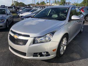 2012 Chevy Cruz LTZ for Sale in Miramar, FL