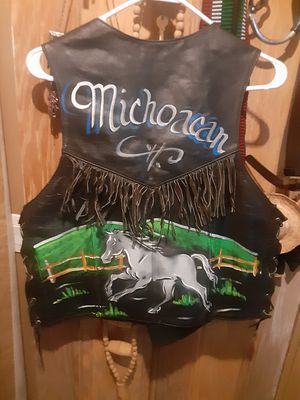 Vest o chaleco for motorcycle for Sale in Chicago, IL