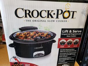 Crock Pot 4.5 qt. Slow cooker for Sale in South Gate, CA