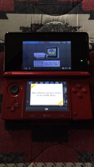 """""""Red"""" Nintendo 3DS for Sale in Wauchula, FL"""