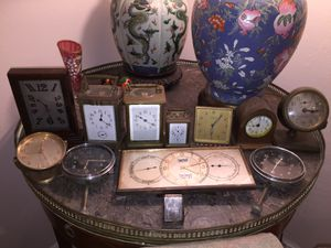 Antique clock collections for Sale in Queens, NY
