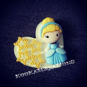 Disney inspired princess pin for Sale in Los Angeles, CA