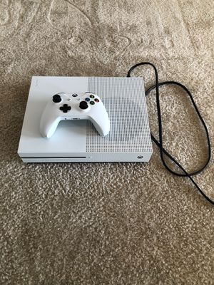 Xbox One S Minecraft Edition (Like New) for Sale in Rockville, MD